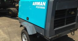New Airman PDS185s Air Compressor