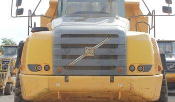 Volvo A40E Articulated Dump Truck full
