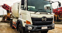 Hino FM260Ti Mixer Truck (molen)