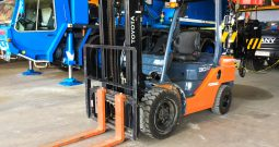 Toyota 8FD30 Forklift