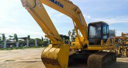 Komatsu PC200-7 Hydraulic Excavator