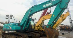 Kobelco SK200-8 Geospec Hydraulic Excavator (beko)