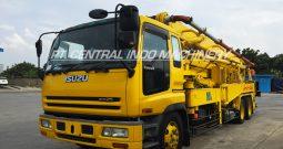 Isuzu – IHI Concrete Pump Truck 36 meters