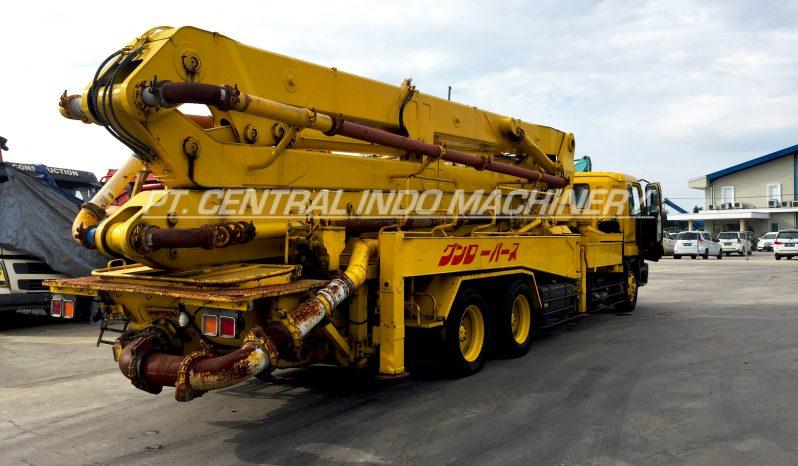 Isuzu – IHI Concrete Pump Truck 36 meters full