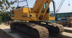 Komatsu PC200-8 Hydraulic Excavator