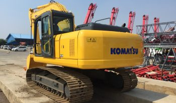 Komatsu PC200-8 Hydraulic Excavator full